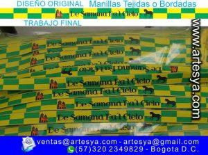 Manillas tejidas SAMACA