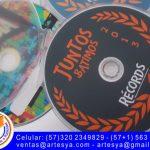 impresión directa de DVD