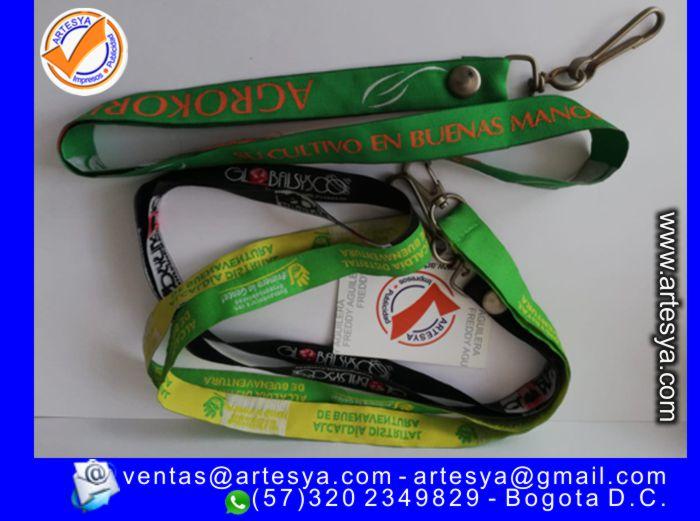 cinta portacarnets tejido